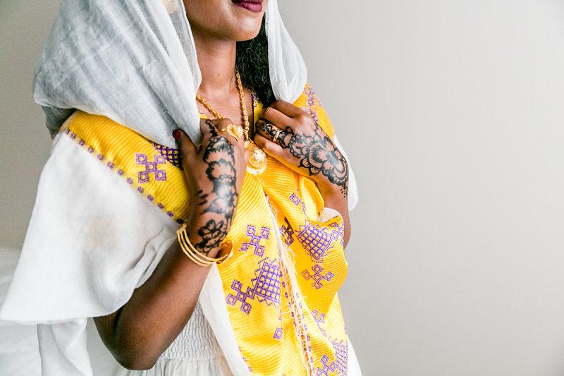 Farbenfrohe Eritreische Hochzeit In Kln Teil 2